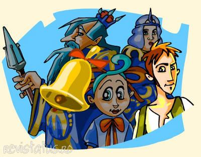 povestea Printesa Glas de Clopotel