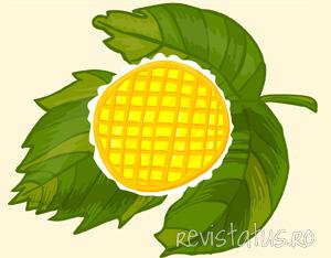 Egy zöldszínű kukac a sárga cérnával fércelt mesében