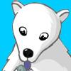 O poveste cu tata, mama, Mircea și ursul polar