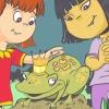 Ayako, Ilinca și prințul fermecos