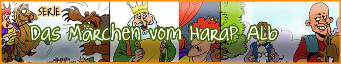 Das Märchen vom Harap Alb