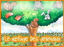 Le refuge des animaux