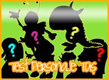 Care dintre personajele Tuș ești tu?