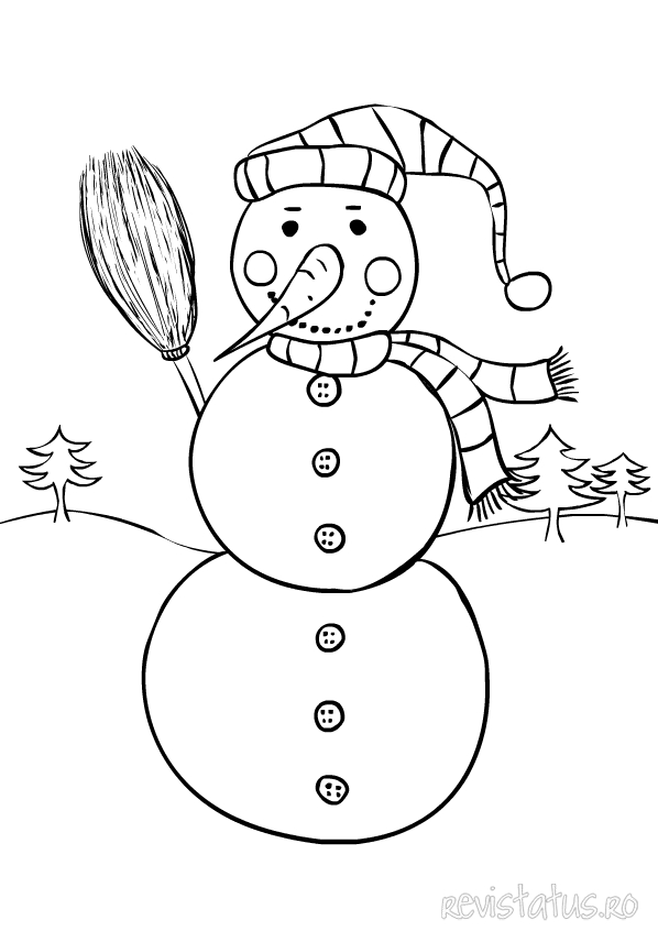 Christmas Spanish Coloring Pages